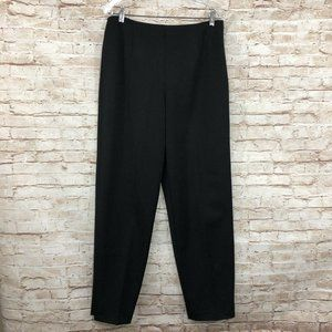 Talbot's Black Slacks 14 Women Stretch NWT Pants
